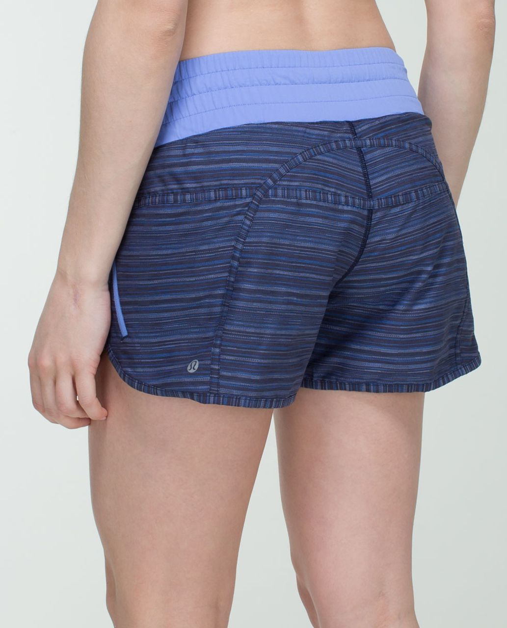 Lululemon Tracker Short II *2-way Stretch - Wee Are From Space Cadet Blue / Lullaby