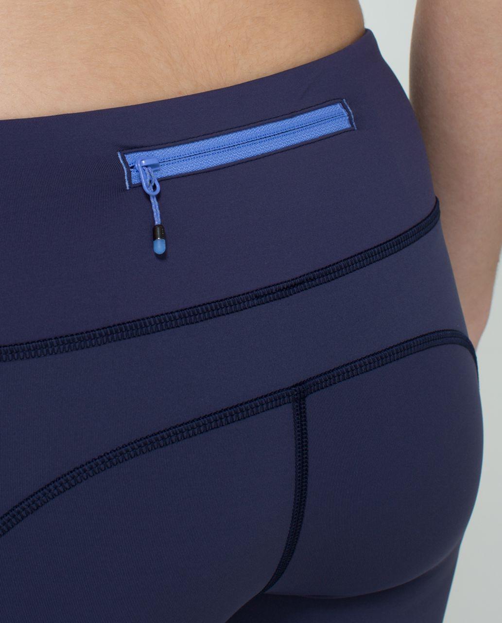 Lululemon Speed Tight *Full-On Luxtreme - Cadet Blue