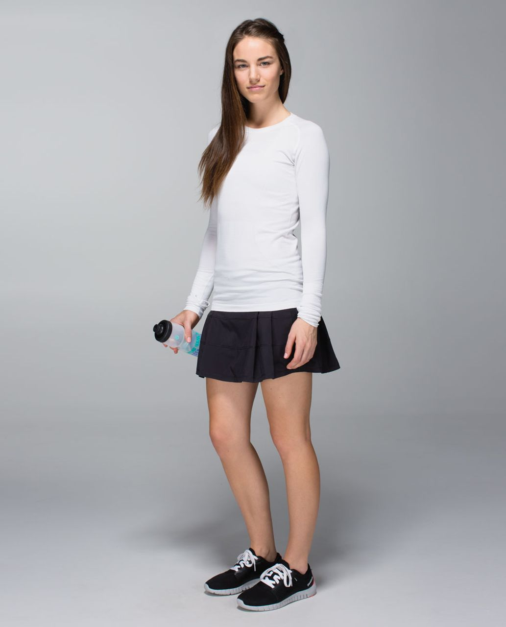 Lululemon Pace Rival Skirt (Regular) *4-way Stretch - Black