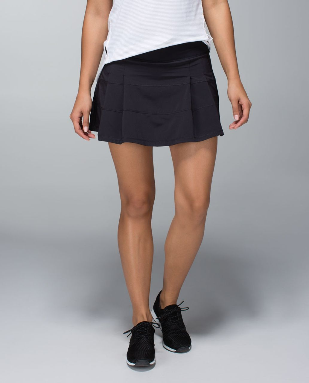 Lululemon Pace Rival Skirt (Tall) *4-way Stretch - Black