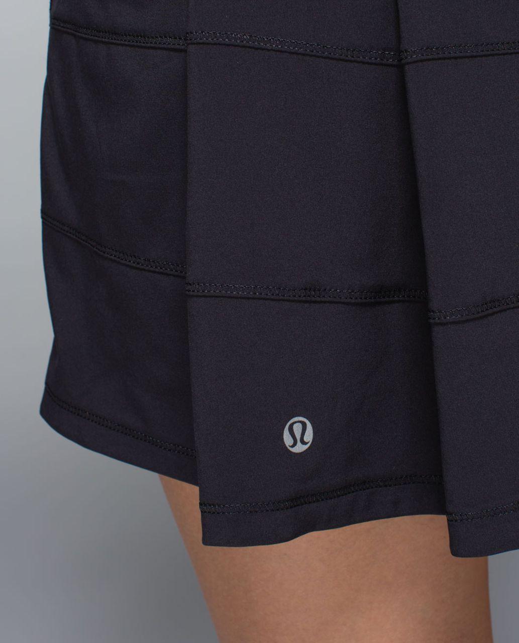 Lululemon Pace Rival Skirt (Tall) *4-way Stretch - Black