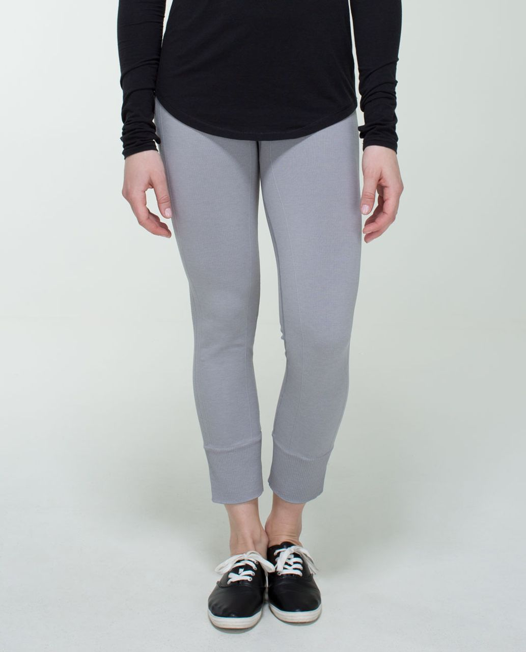 Lululemon Ebb To Street Pant - Heathered Medium Grey