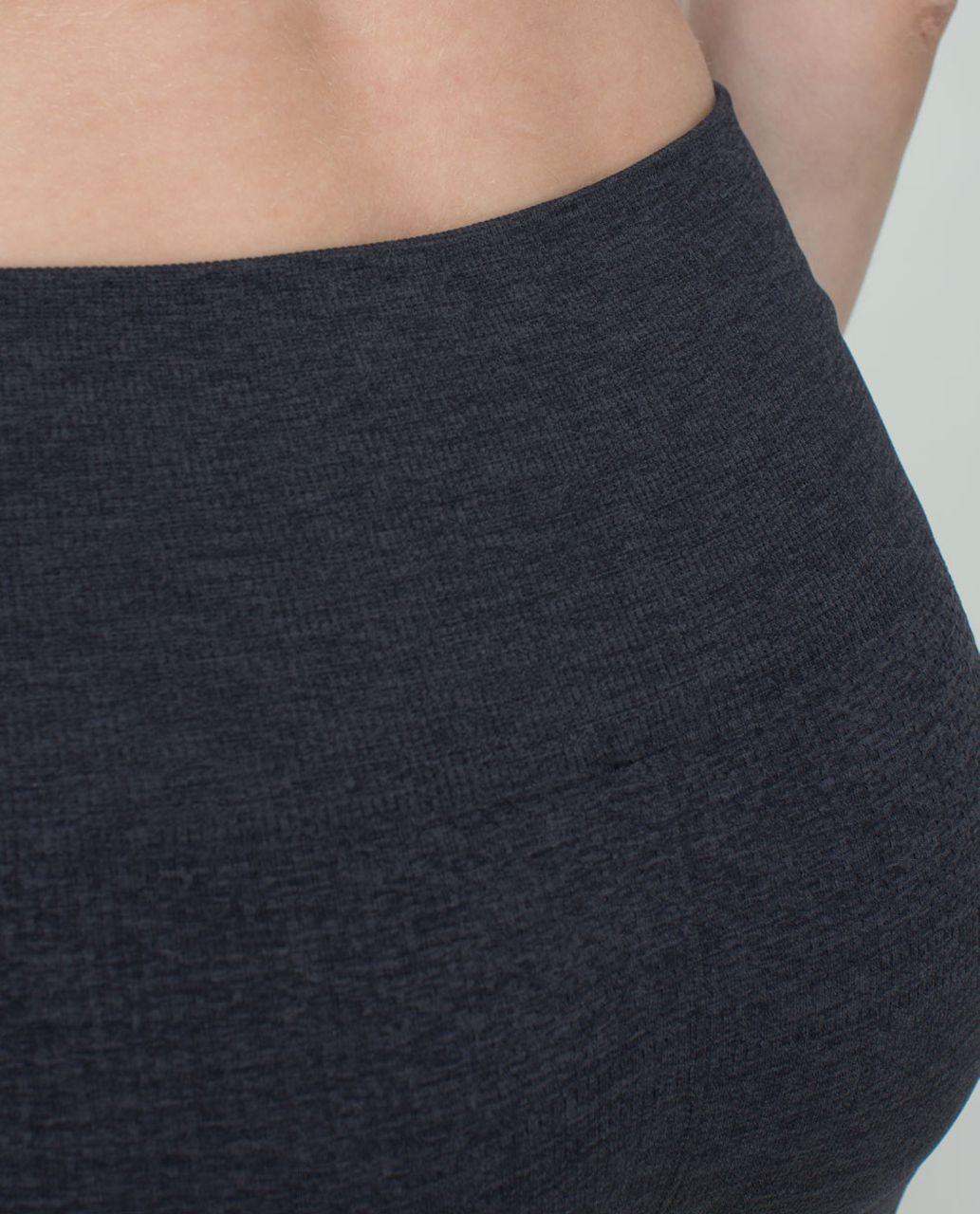 Lululemon Ebb To Street Pant - Heathered Black