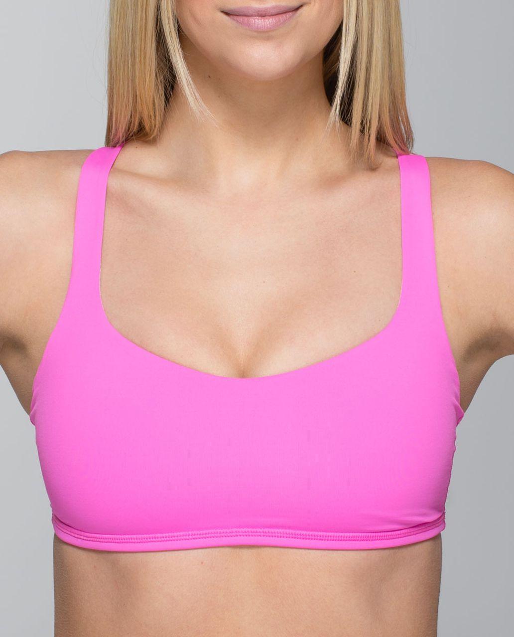 Lululemon Free To Be Bra - Pow Pink Light