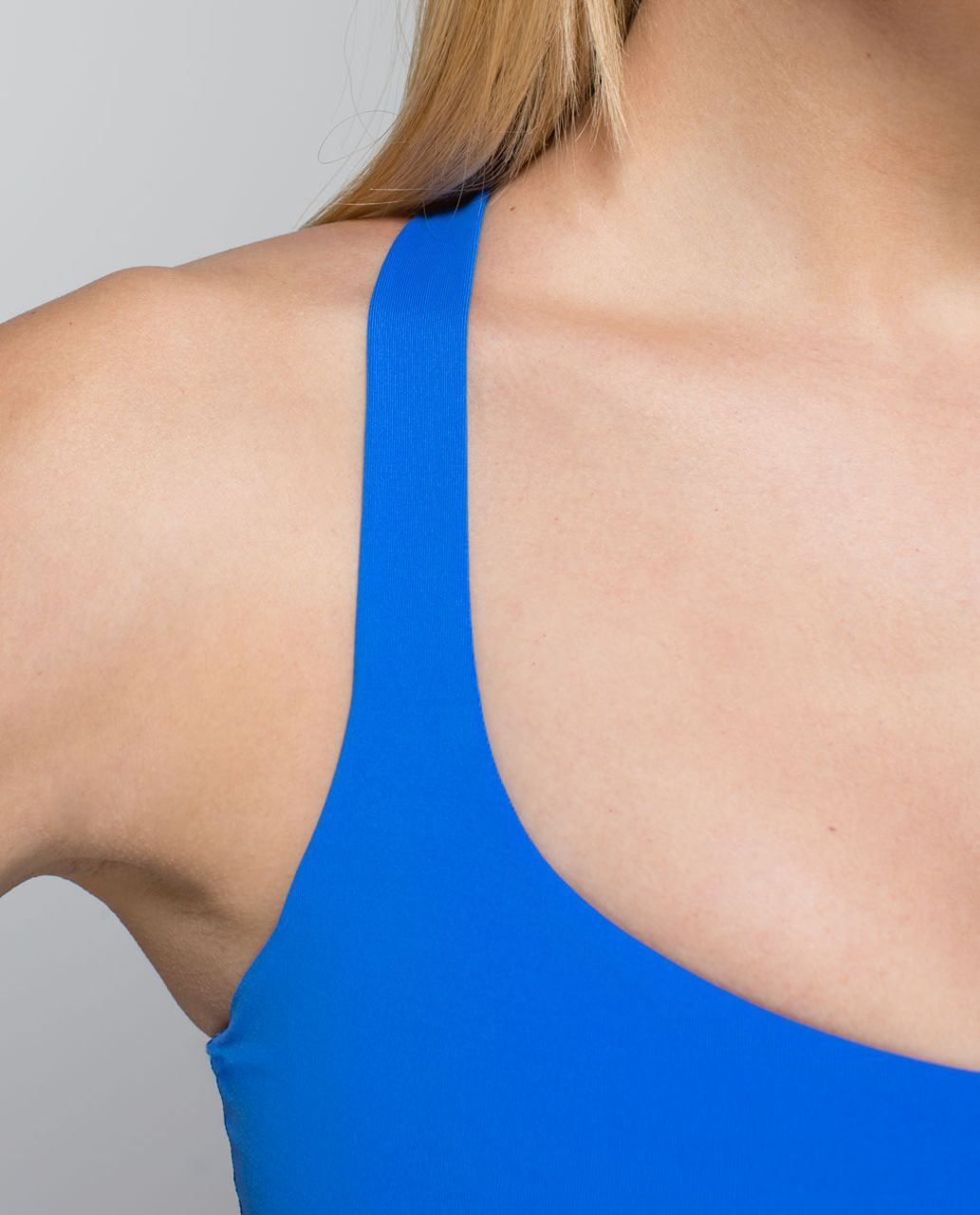 Lululemon Free To Be Bra (First Release) - Pipe Dream Blue