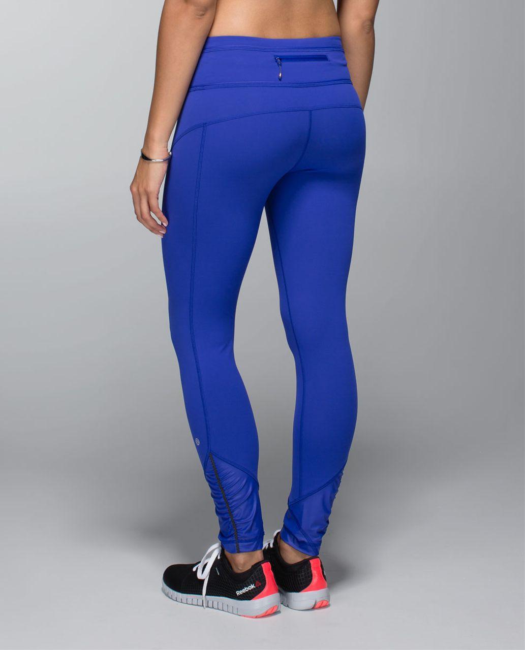 Lululemon Pace Queen Tight - Pigment Blue