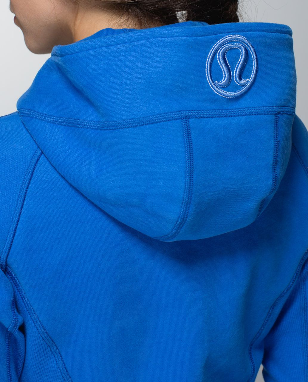 Lululemon Scuba Hoodie II - Pipe Dream Blue / Pipe Dream Blue