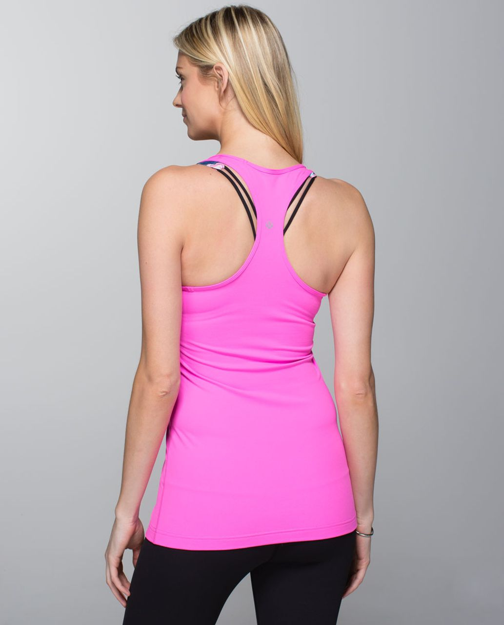 Lululemon Cool Racerback - Pow Pink Light