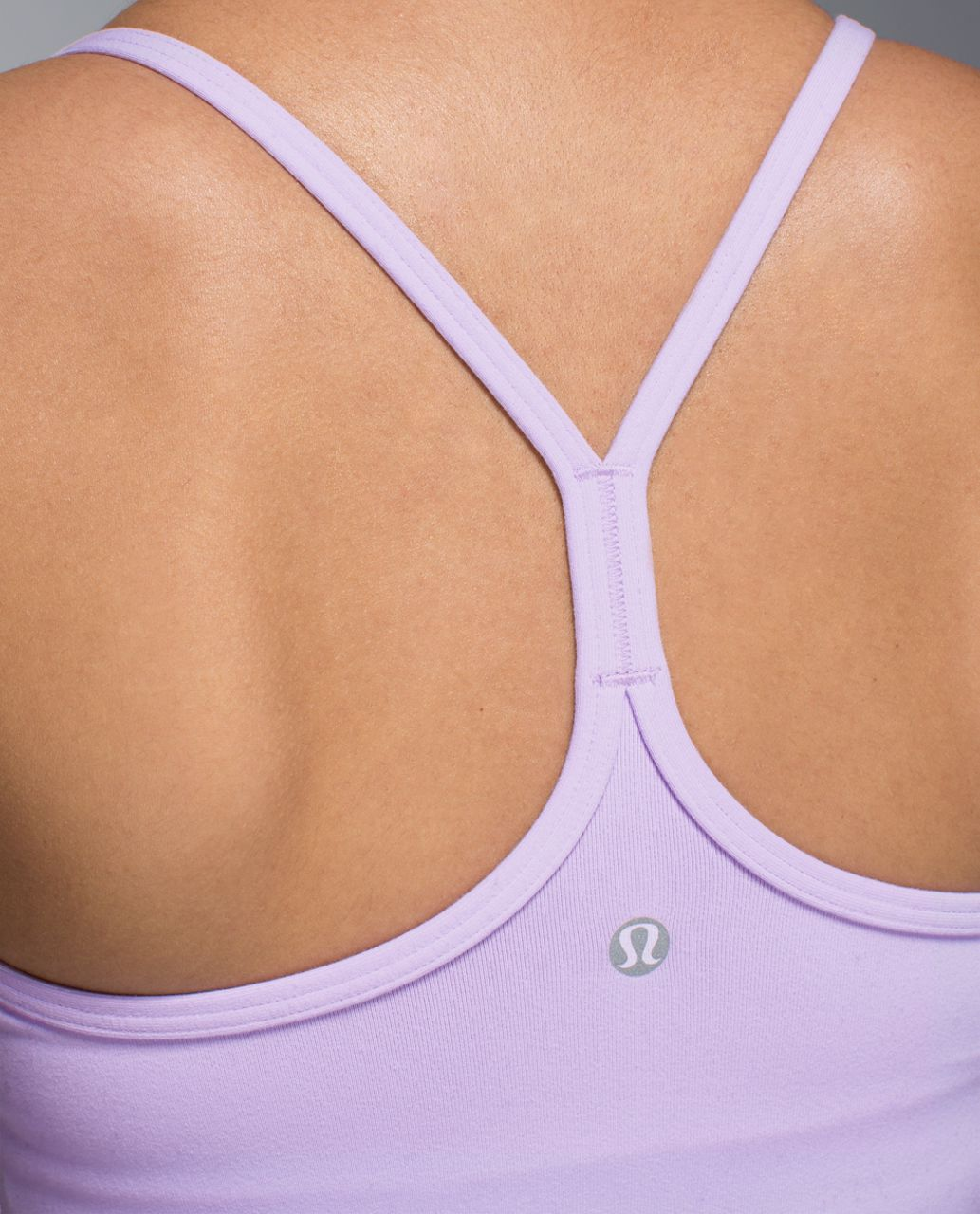Lululemon Power Y Tank *Luon - Pretty Purple