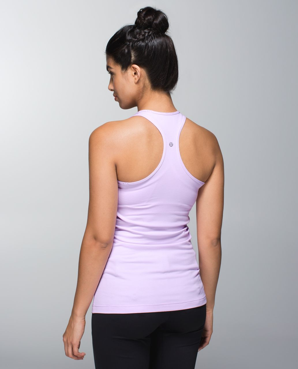 Lululemon Cool Racerback - Pretty Purple