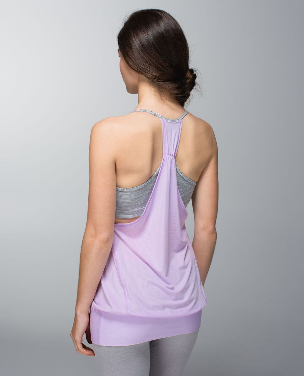 7cc0142cdc Lululemon No Limits Tank - Pretty Purple   Wee Are From Space Silver Spoon  - lulu fanatics