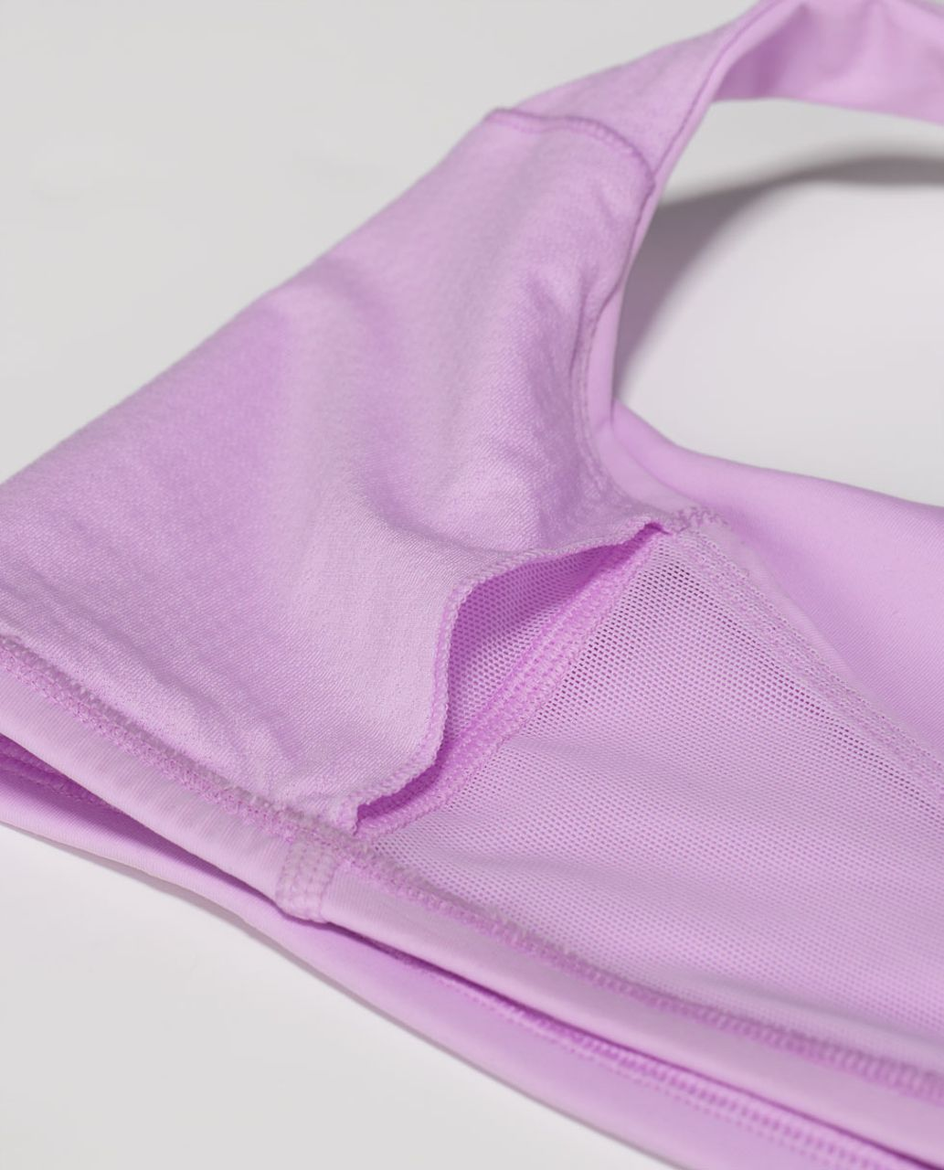 Lululemon Free To Be Bra - Pretty Purple