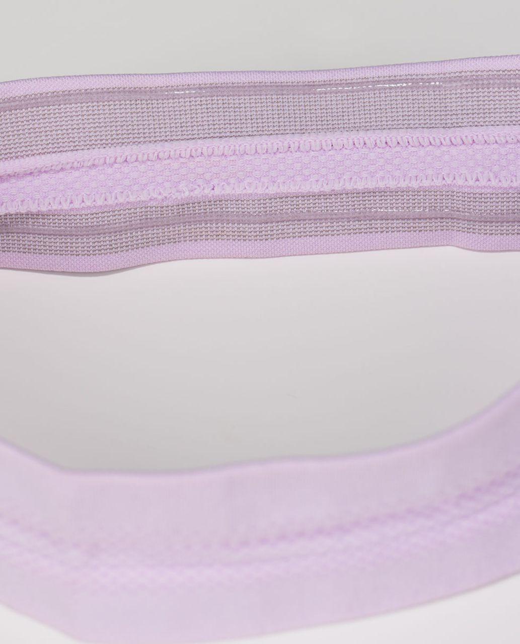 Lululemon Swiftly Headband - Heathered Pretty Purple