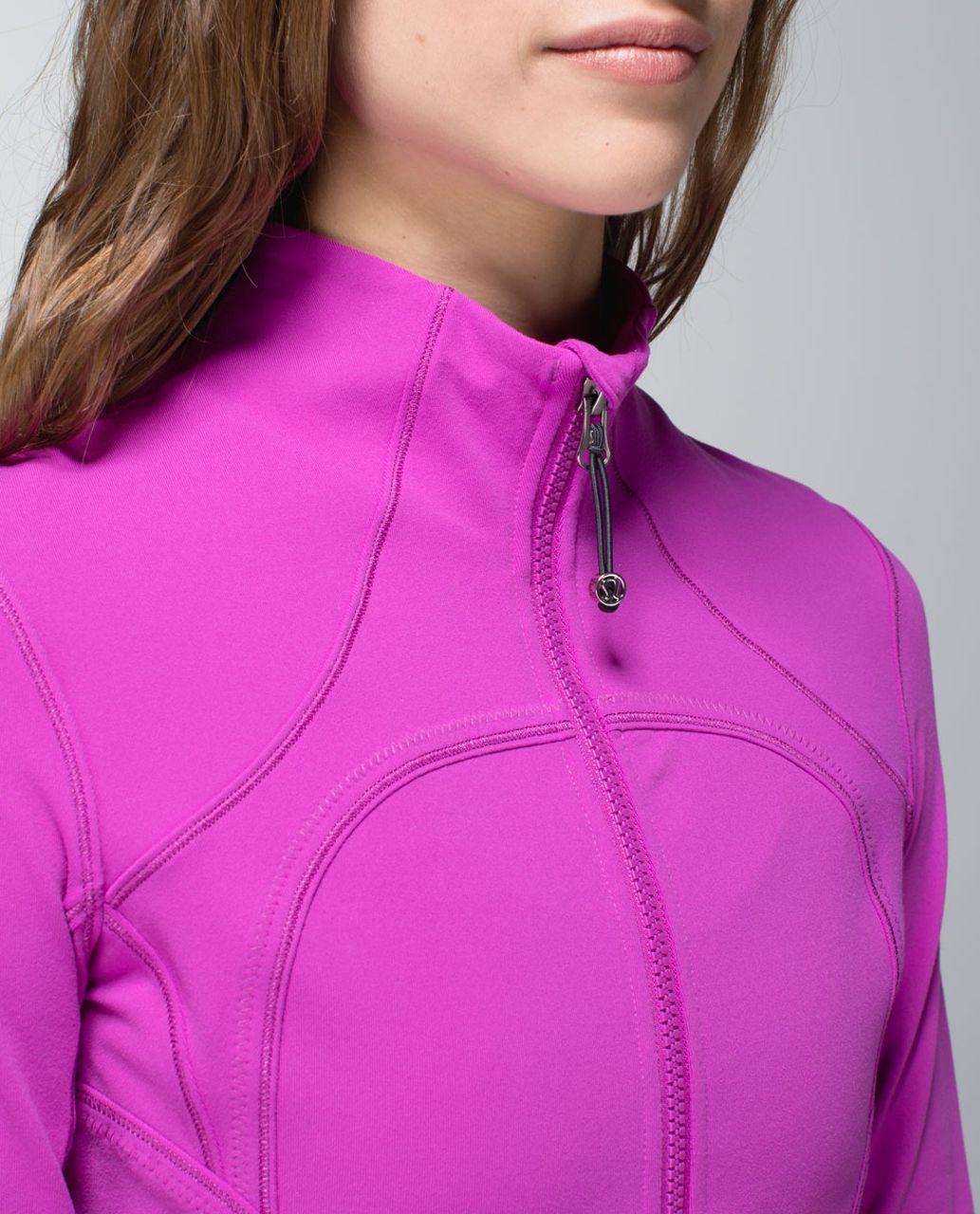 Lululemon Forme Jacket *Cuffins - Ultra Violet