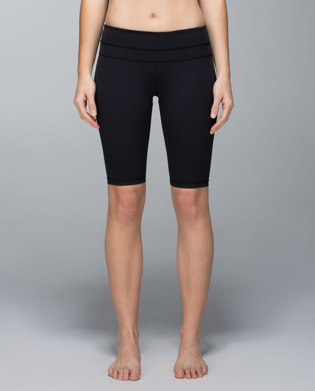 Lululemon Groove Short *Full-On Luxtreme (Tall) - Black