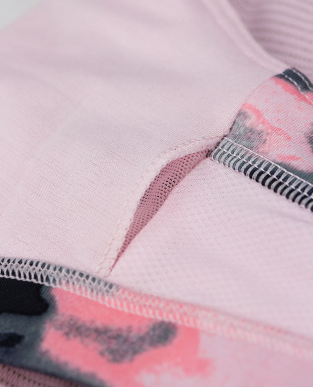 Lululemon Rest Less Tank - Heathered Barely Pink / Wamo Camo Barely Pink / Barely Pink