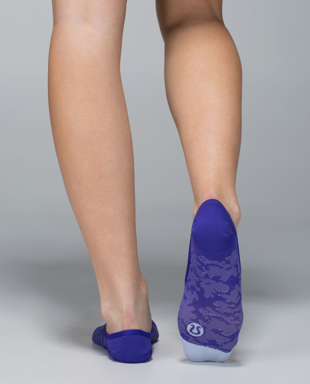 Lululemon Women's No-Sock Sock - Camo Bruised Berry