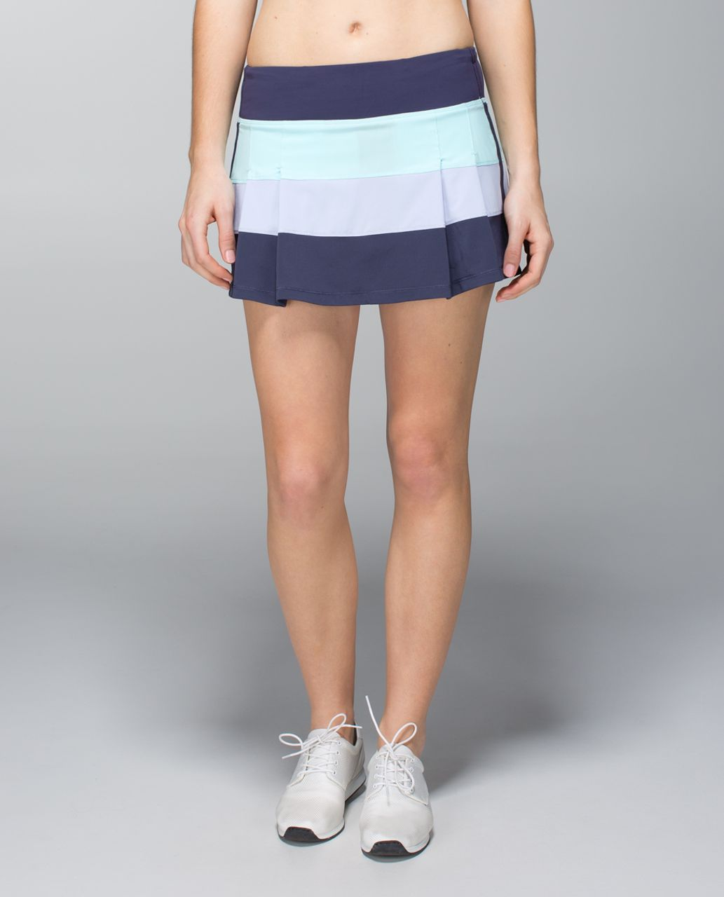 Lululemon Pace Rival Skirt *4-way Stretch (Regular) - Aquamarine / Cool Breeze / Cadet Blue