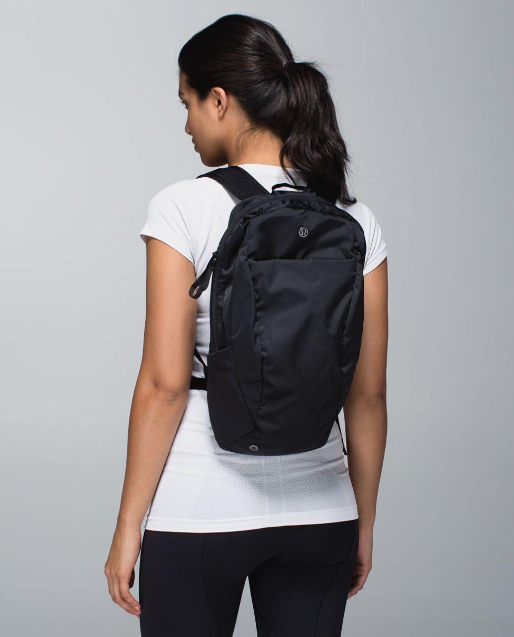 Lululemon Run From Work Backpack - Black