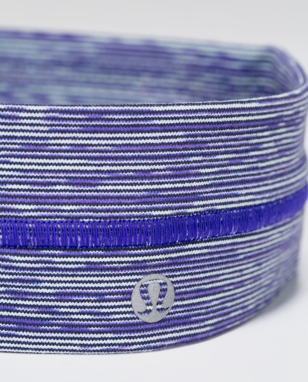 Lululemon Fly Away Tamer Headband - Wee Are From Space Bruised Berry