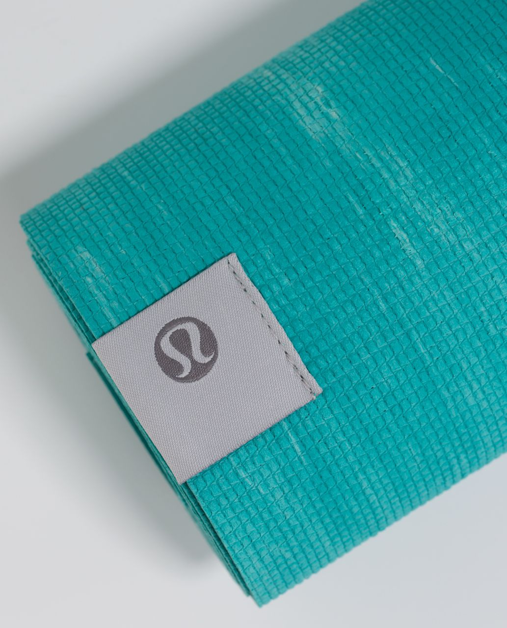 Lululemon The Pure Mat 3mm - Blue Tropics / Aquamarine