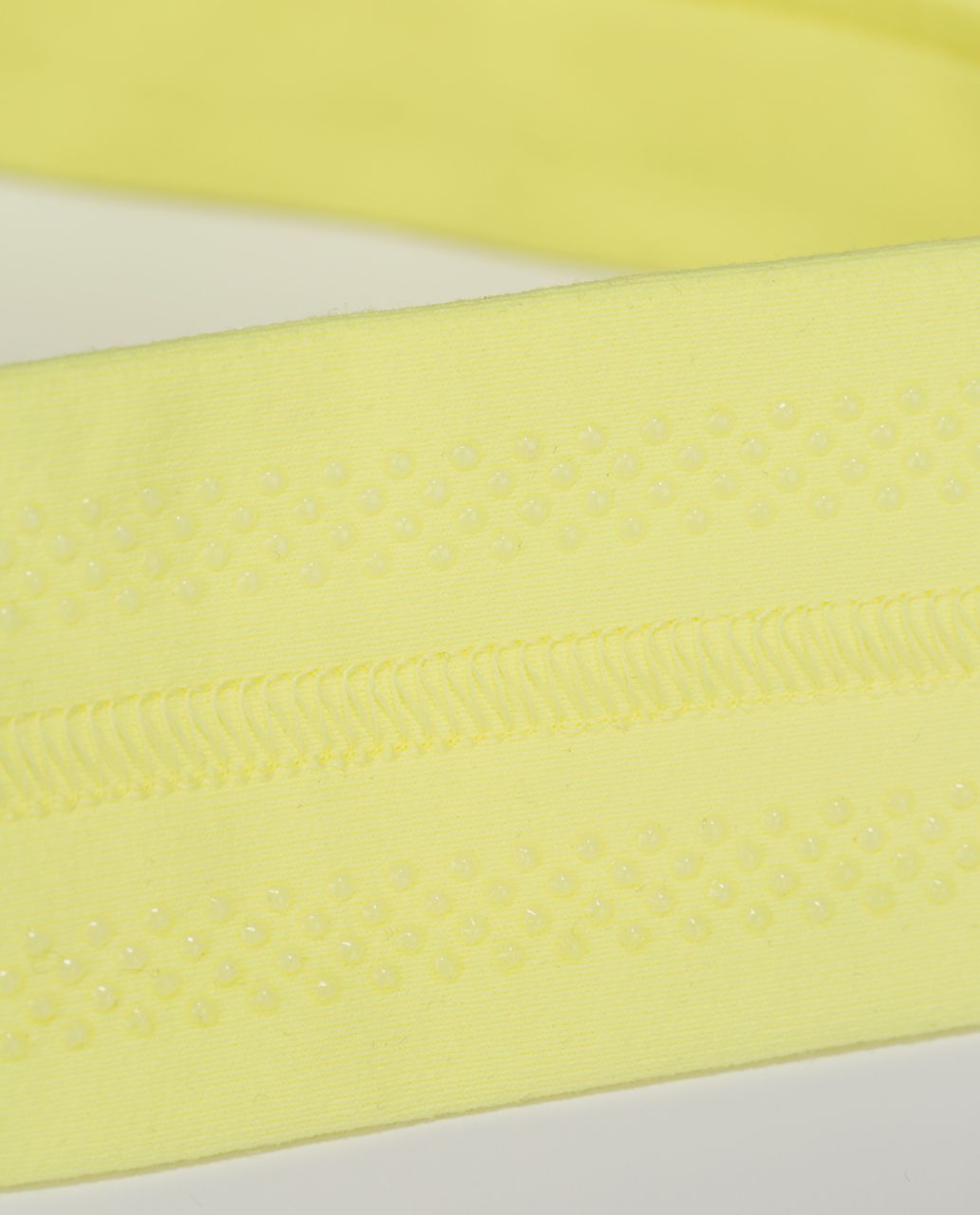 Lululemon Fly Away Tamer Headband - Sheer Lemon
