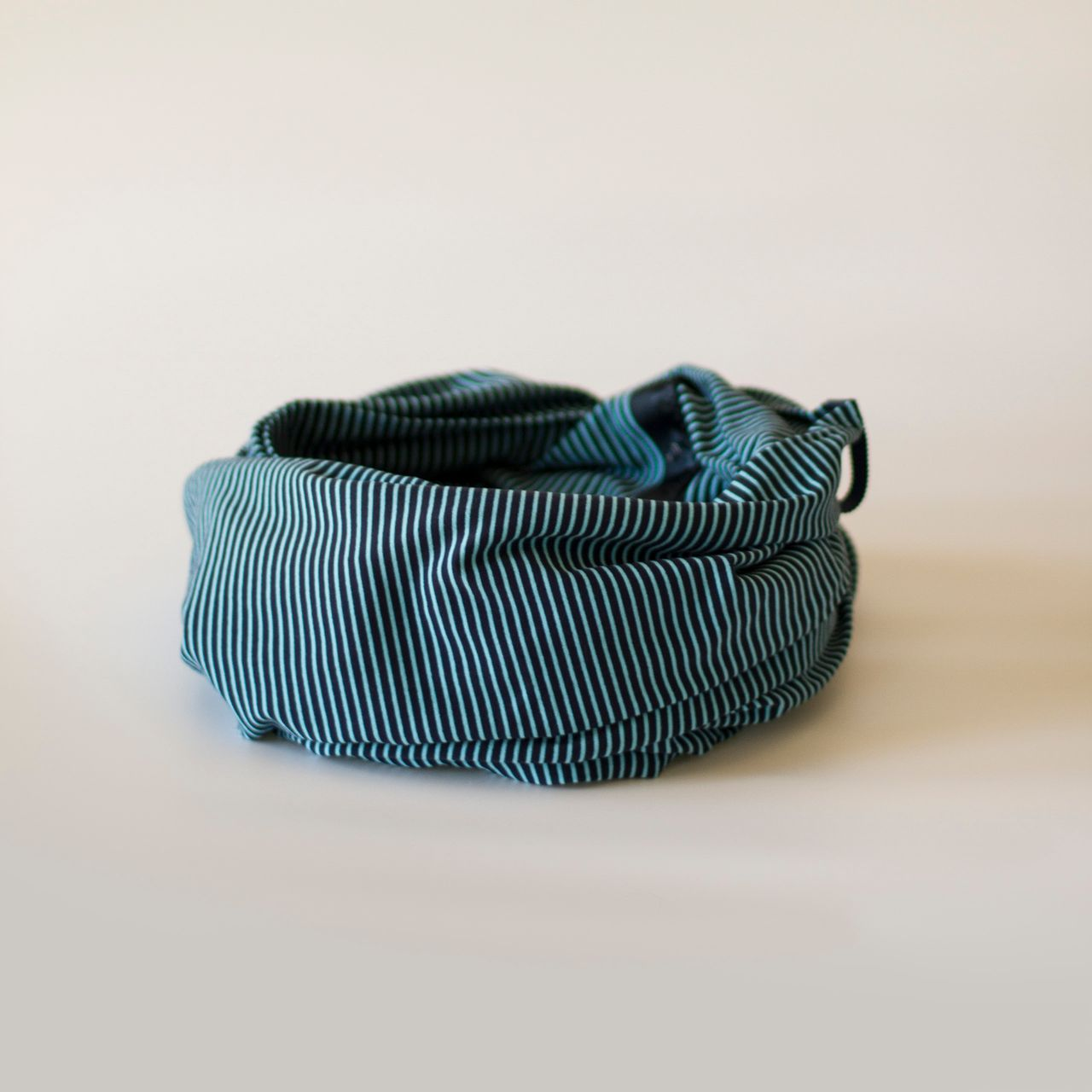 Lululemon Vinyasa Scarf *Luon Light - Hyper Stripe Blue Moon