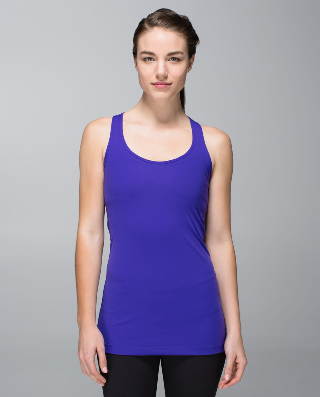 Lululemon Cool Racerback - Bruised Berry