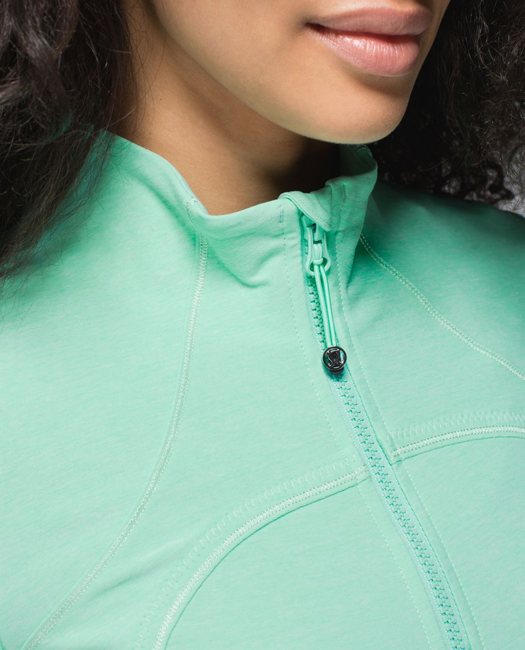 Lululemon Forme Jacket *Cuffins - Heathered Opal