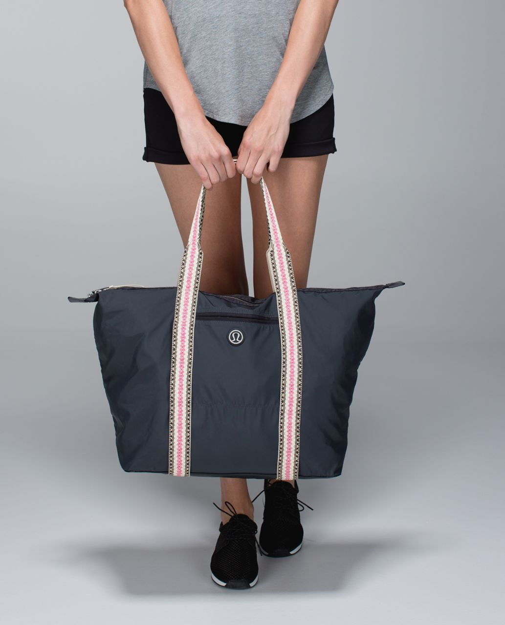Lululemon All Day Asana Tote Deep Coal Lulu Fanatics