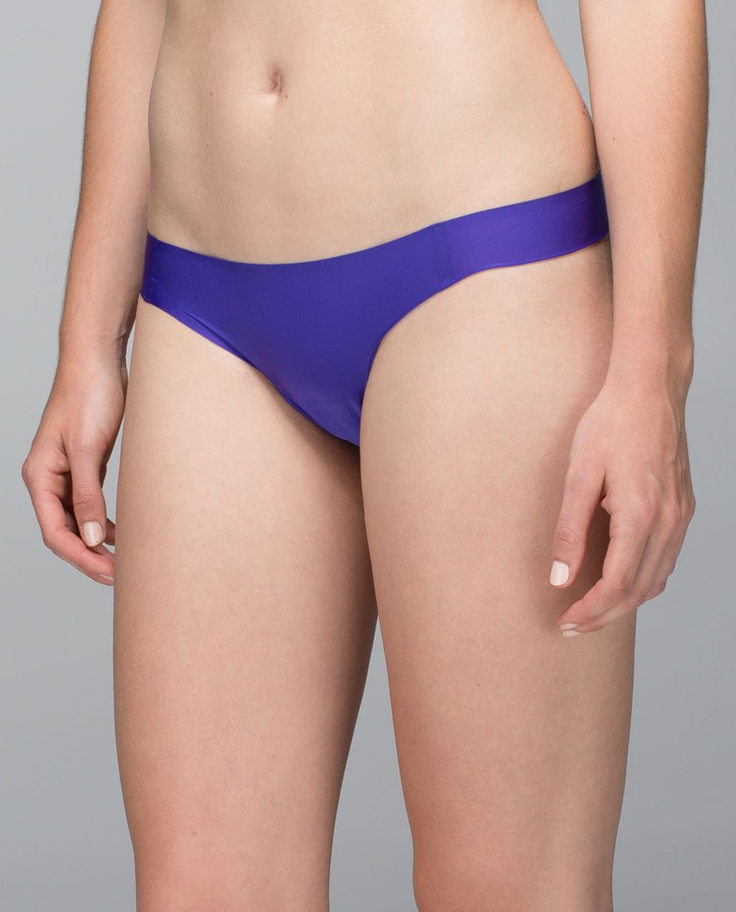 Lululemon Light As Air Thong - Bruised Berry