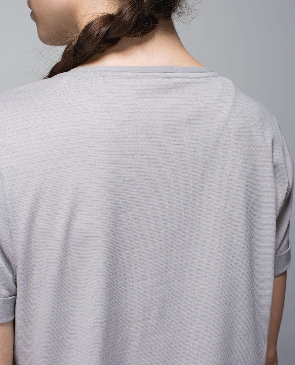Lululemon B.F.T. - Heathered Medium Grey