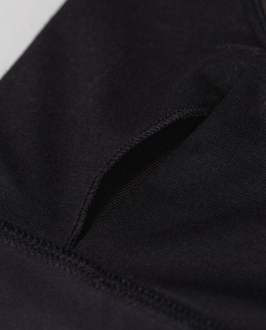 Lululemon Energy Bra - Savasana Camo 20cm New Black