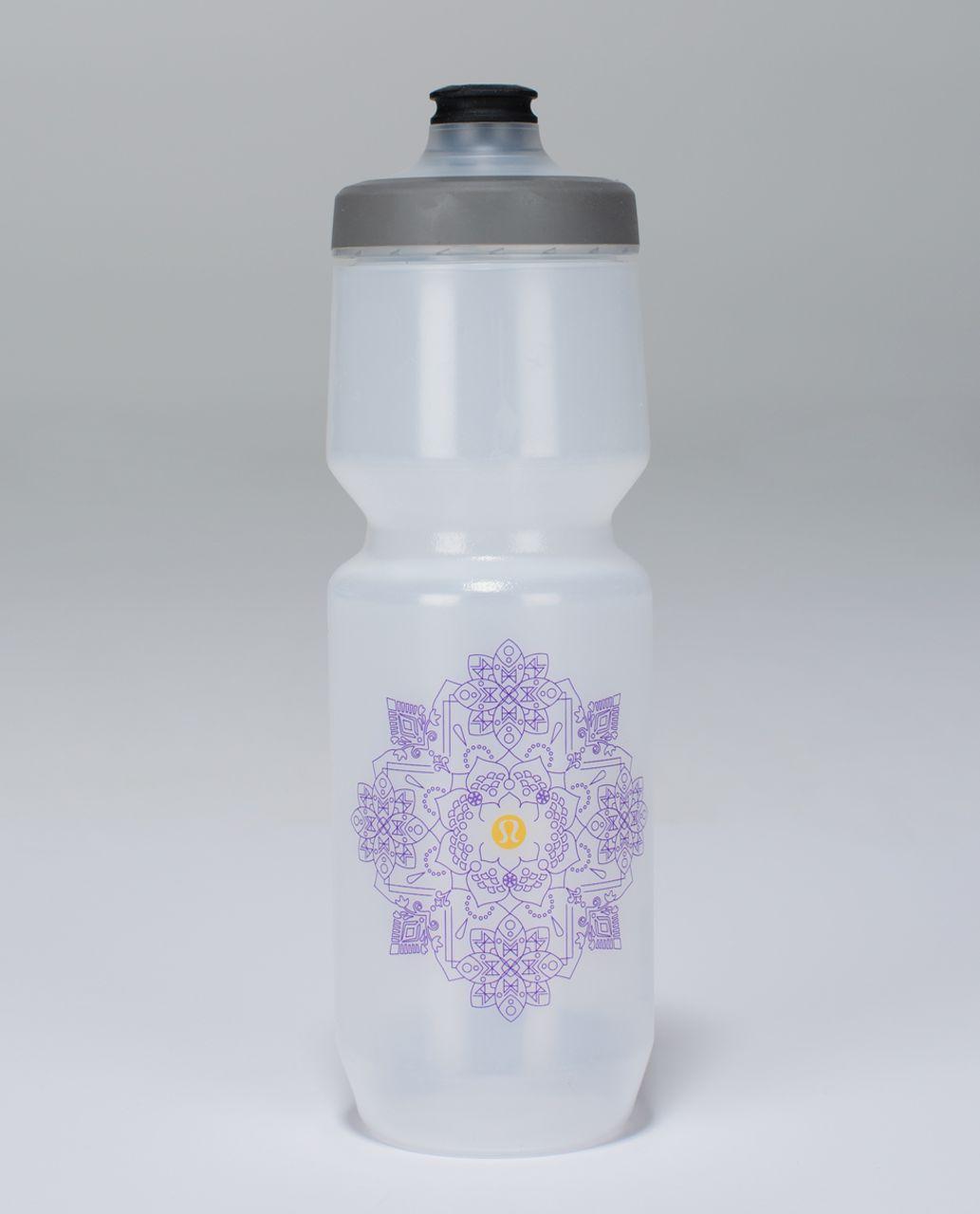 Lululemon Purist Cycling Water Bottle II - Get Rooted Bananarama