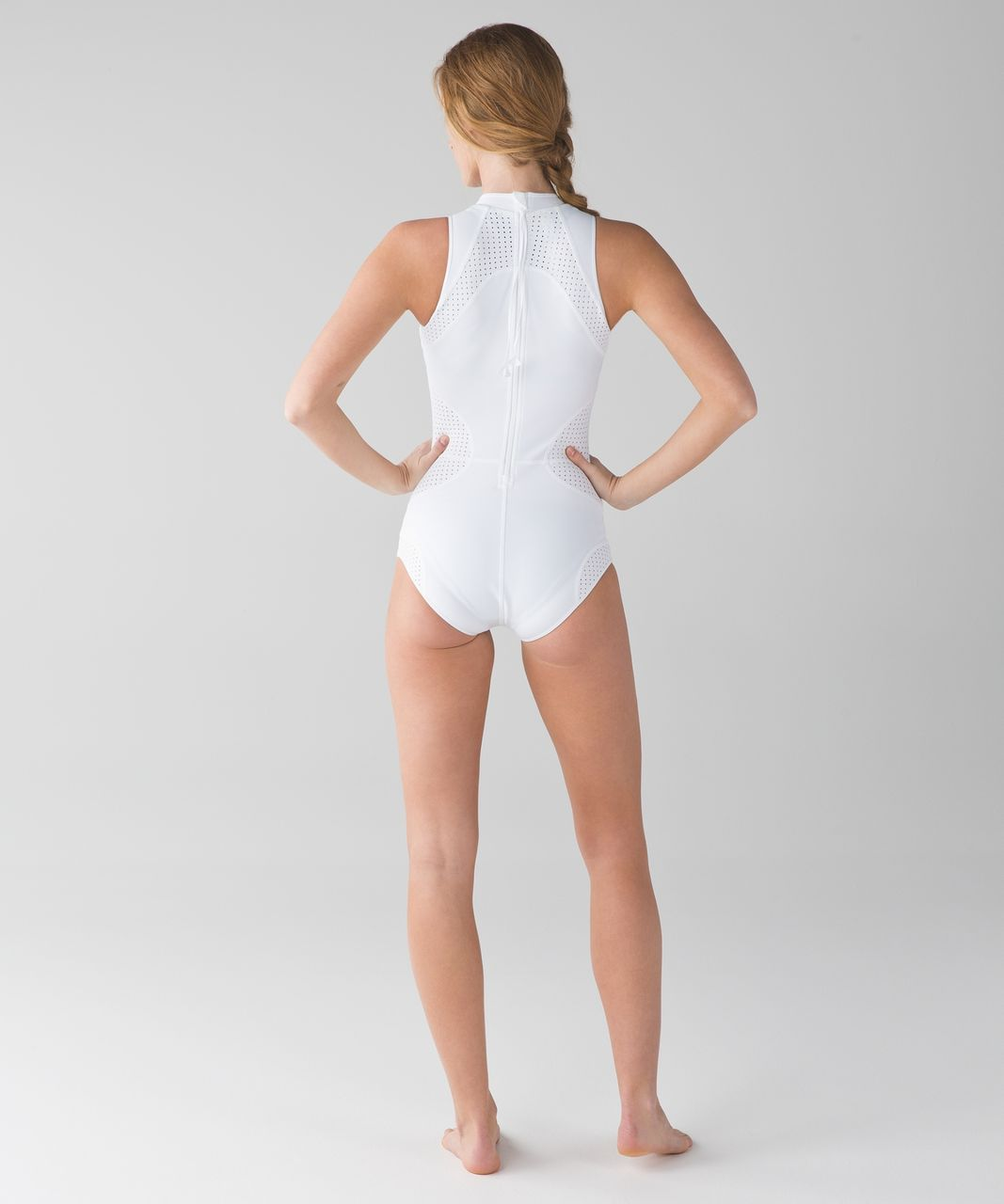 Lululemon Perf-ect Paddle Suit - White