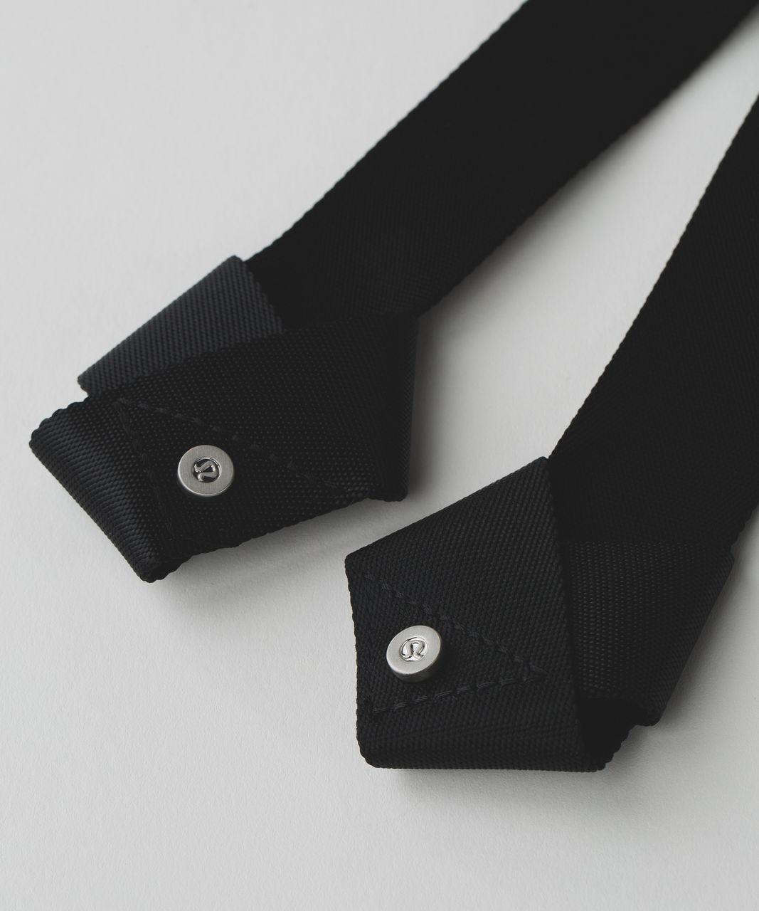 Lululemon Loop It Up Mat Strap - Black
