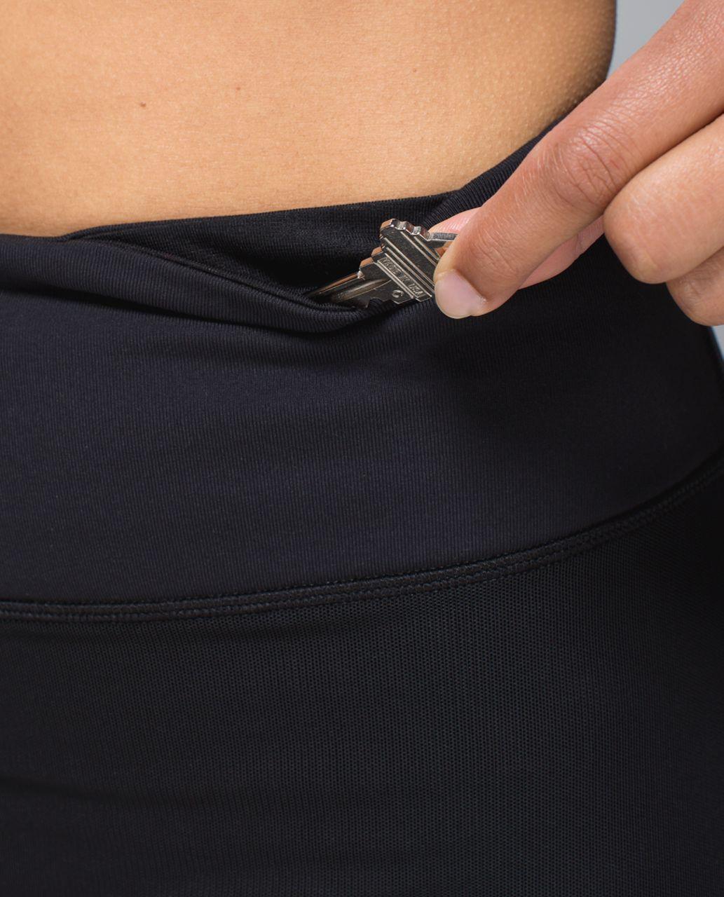 Lululemon Meesh Skirt - Black