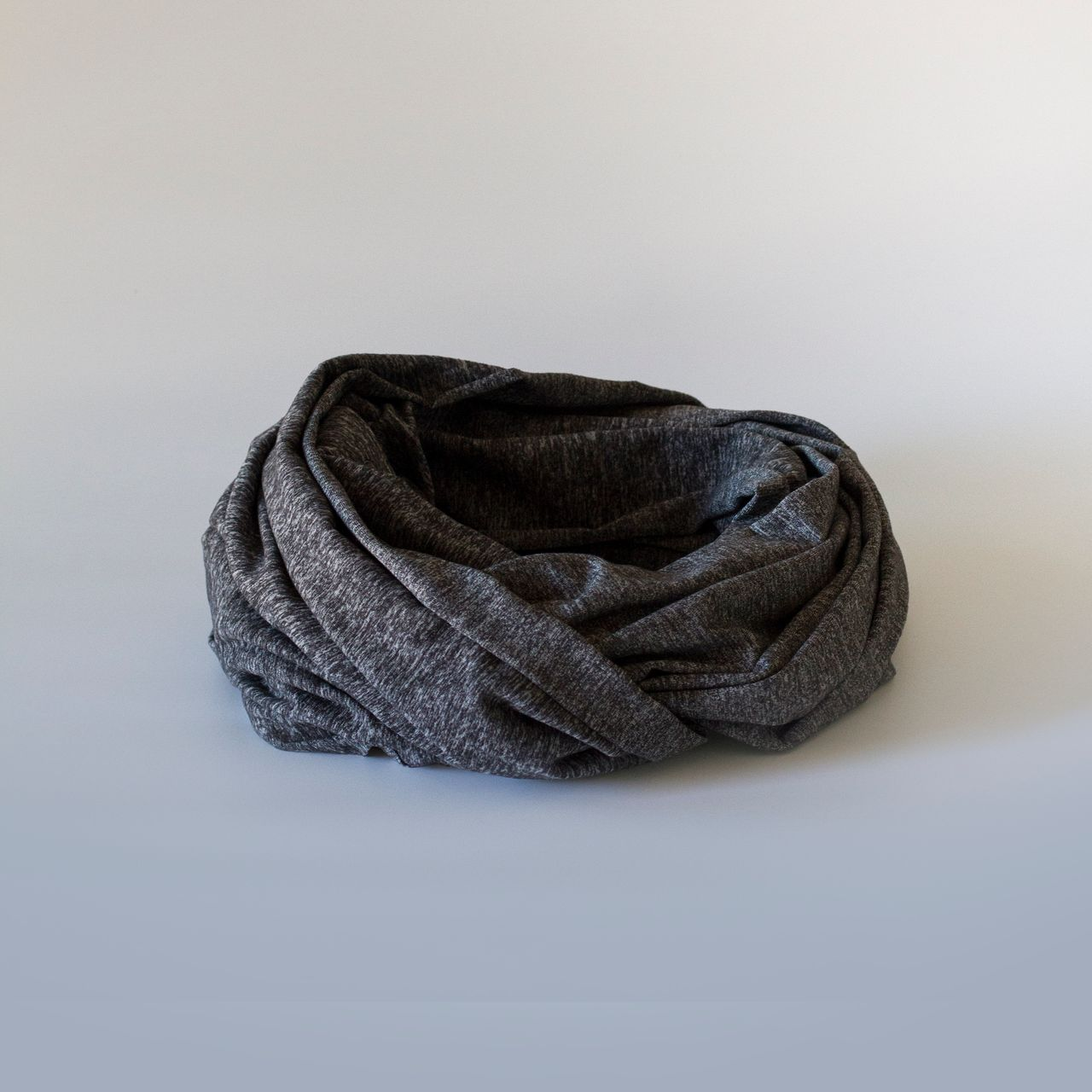 Lululemon Vinyasa Scarf *Rulu - Heathered Black