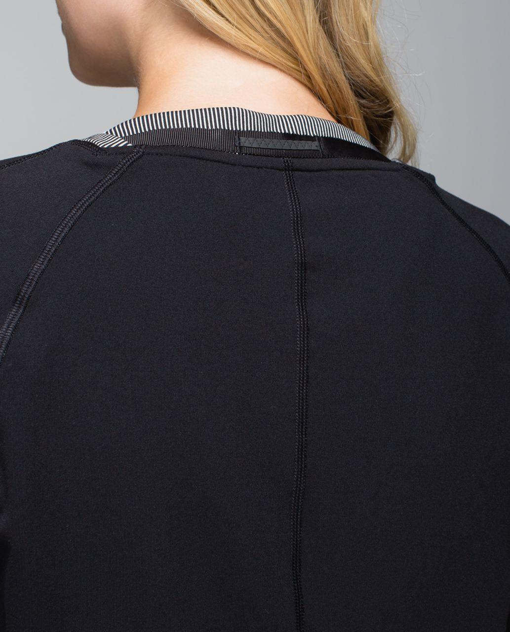 Lululemon H'Om Run Jacket - Black