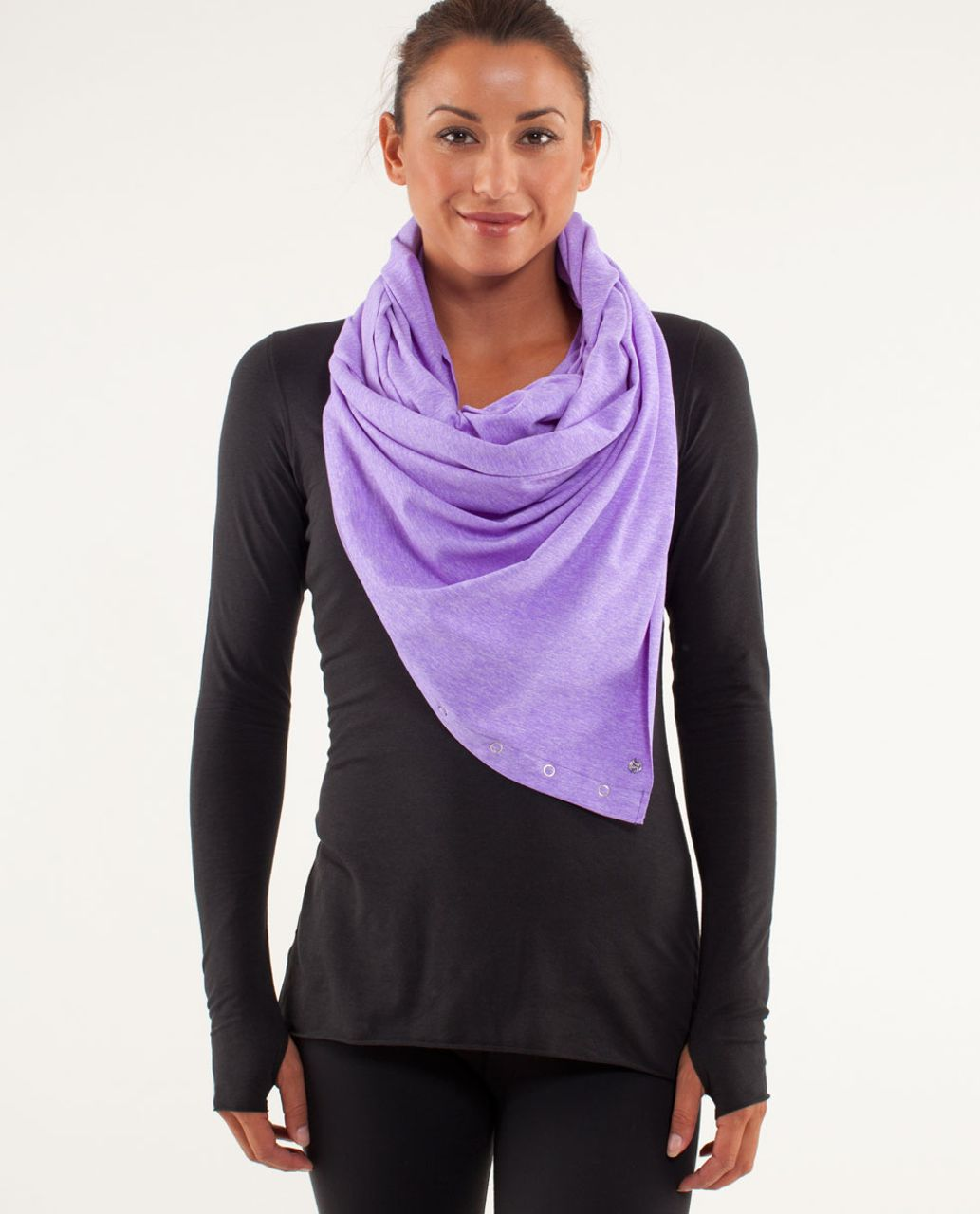 Lululemon Vinyasa Scarf *Rulu - Power Purple