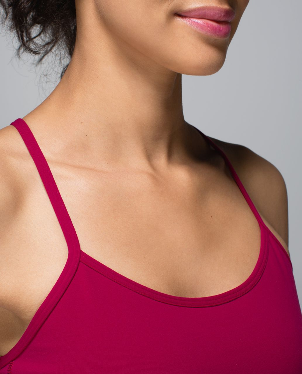 Lululemon Power Y Tank *Luon - Bumble Berry