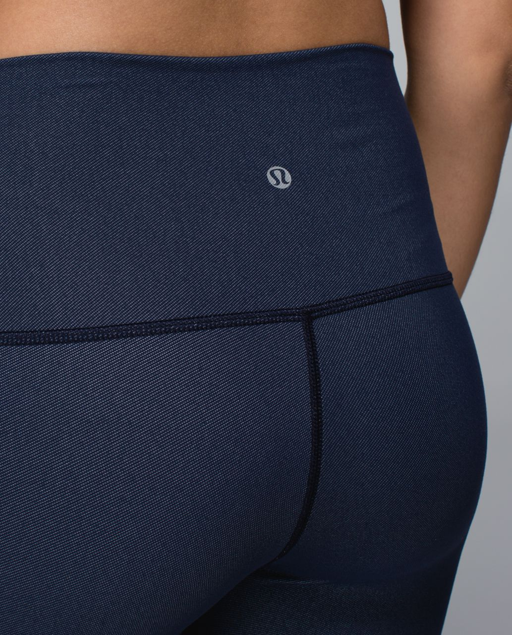 Lululemon Wunder Under Pant (Roll Down) - Inkwell