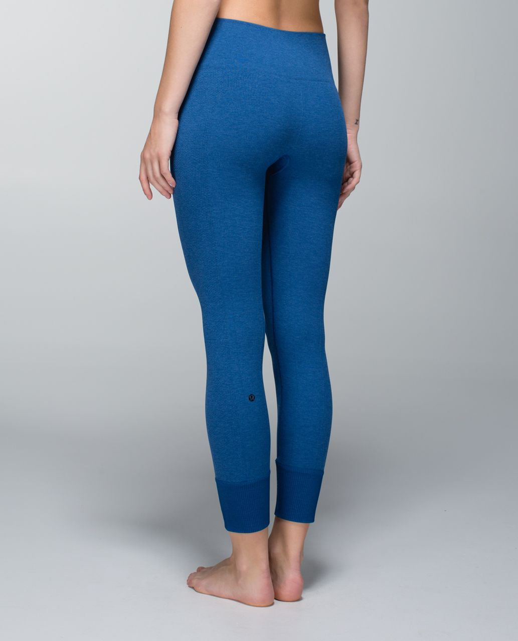 Lululemon Ebb To Street Pant - Heathered Rugged Blue