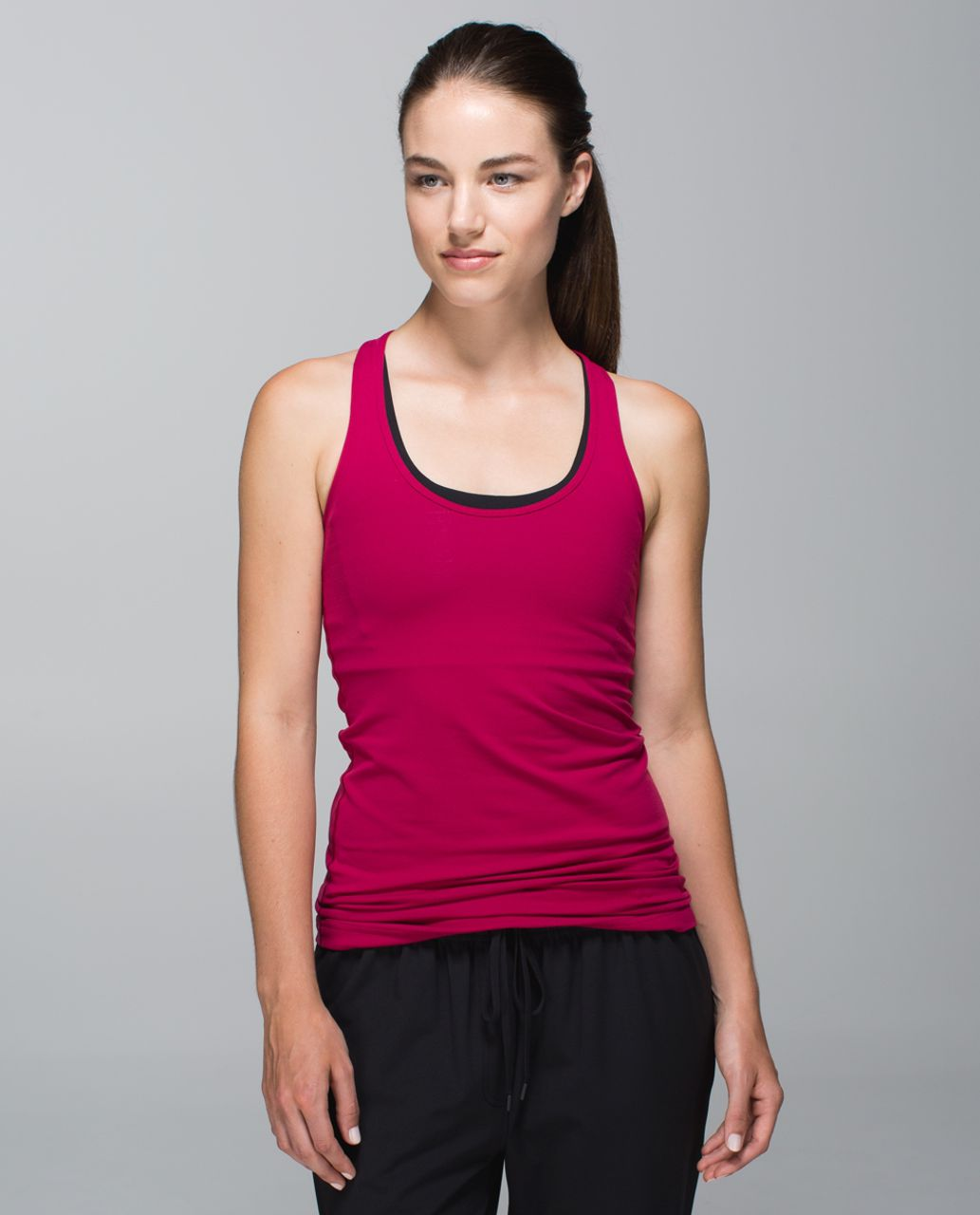 Lululemon Cool Racerback - Bumble Berry
