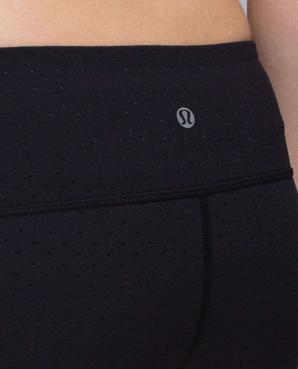 Lululemon Boogie Short - Shine Dot Black