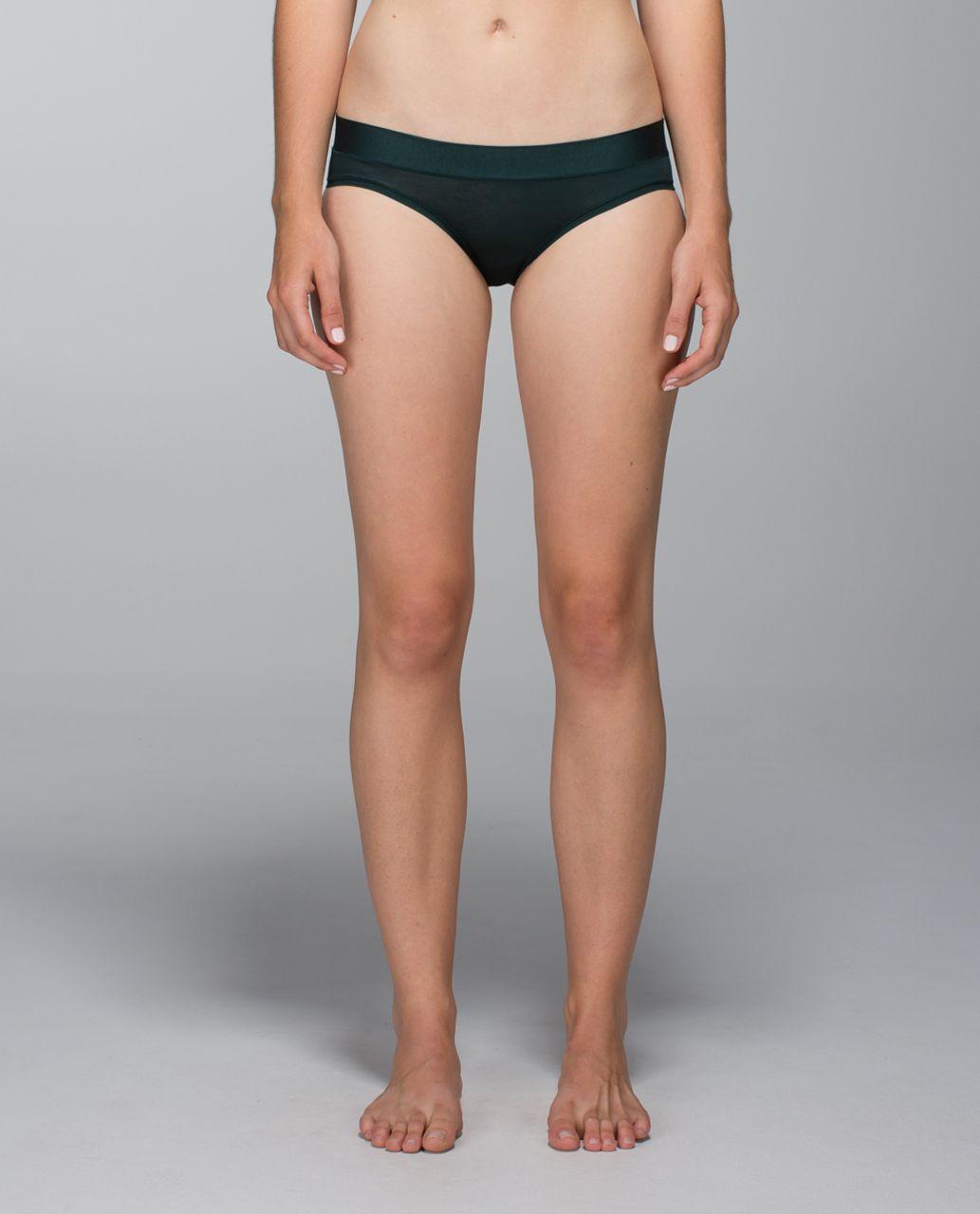 Lululemon Mula Bandhawear Bikini - Fuel Green