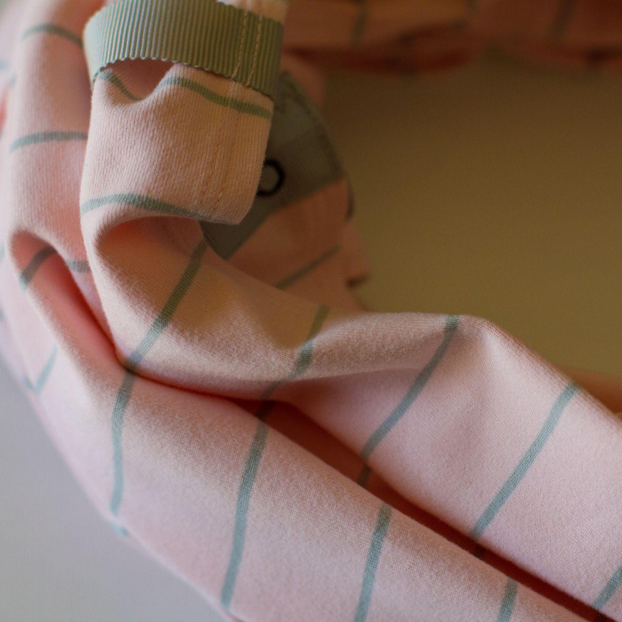 Lululemon Vinyasa Scarf *Rulu - Slalom Stripe Pretty Pink