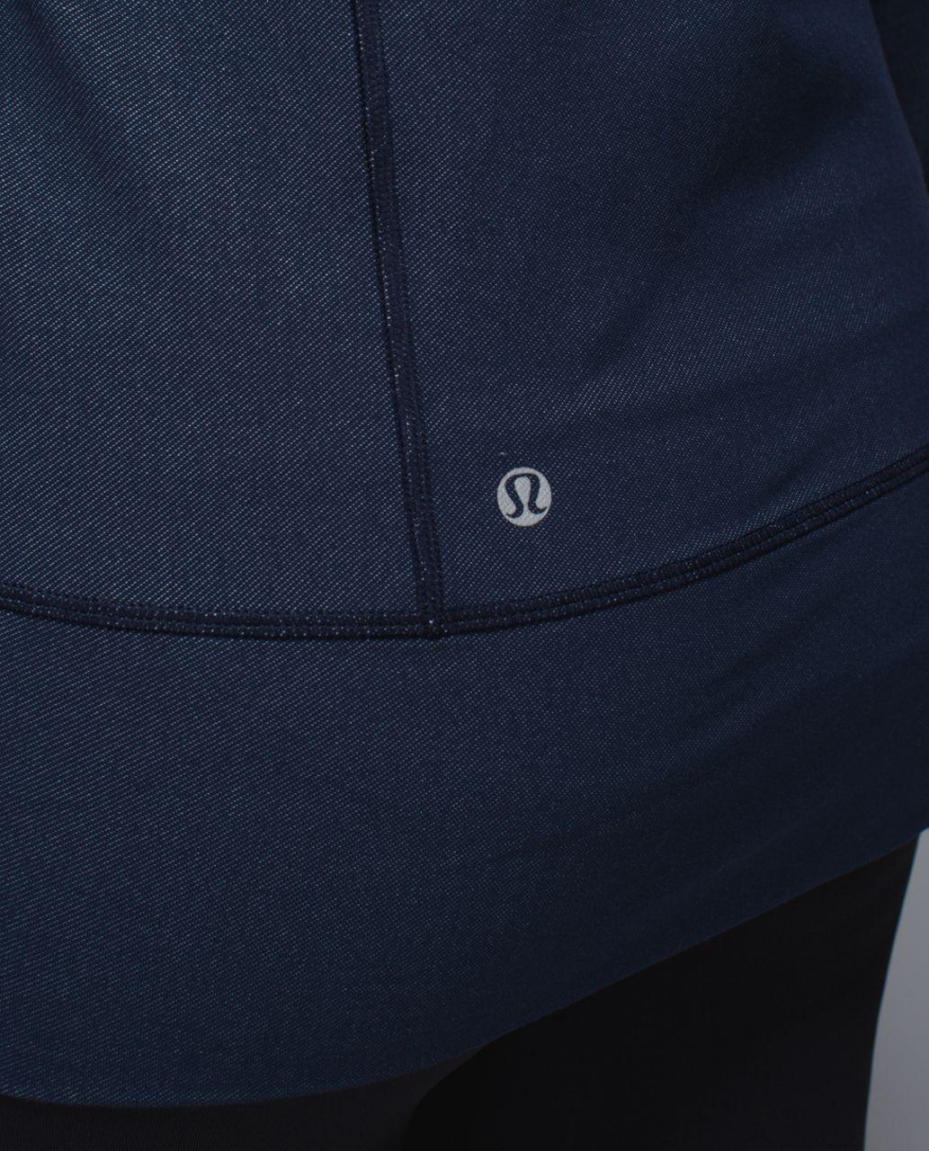 Lululemon Stride Jacket II - Inkwell