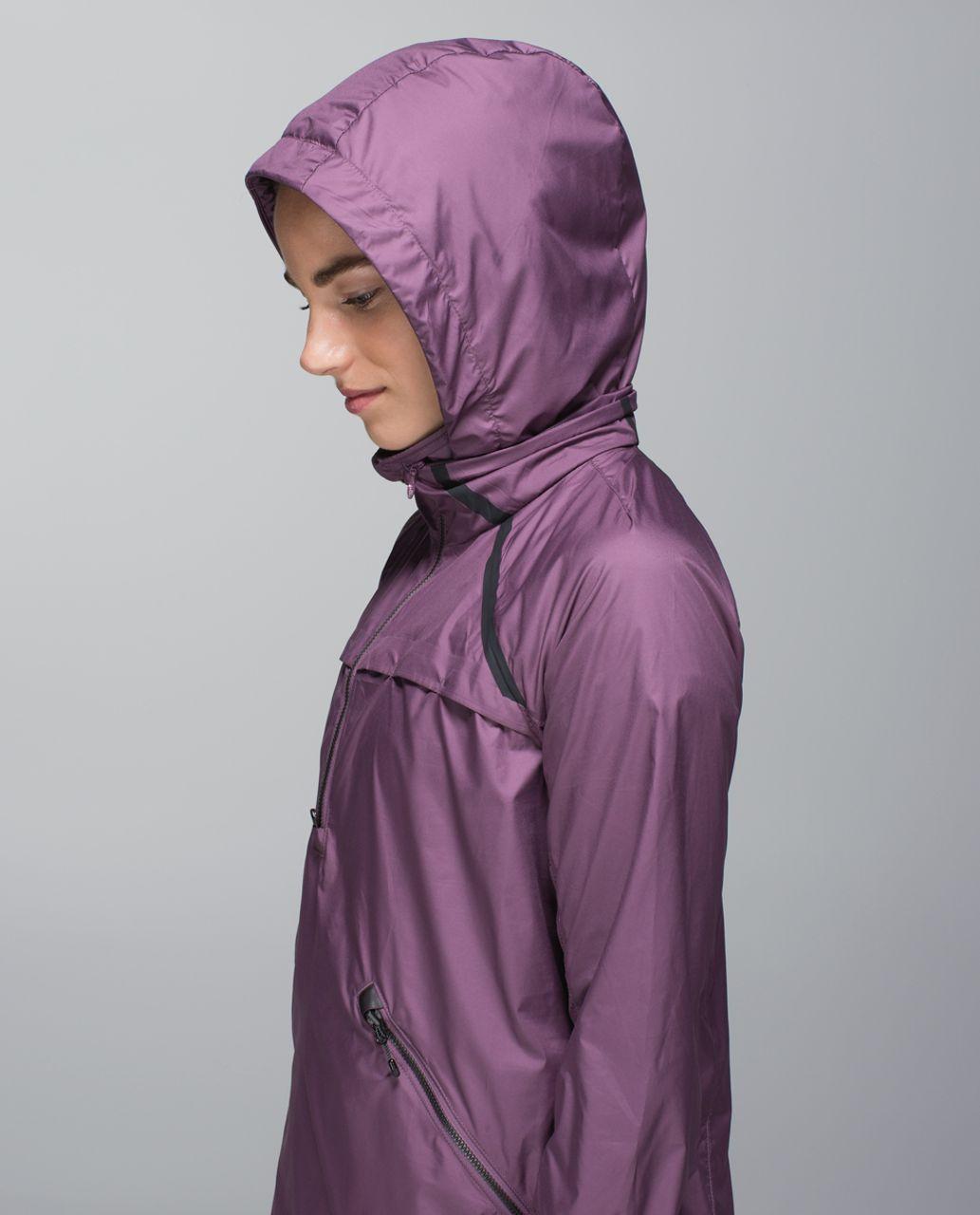 Lululemon Miss Misty Pullover - Purple Fog