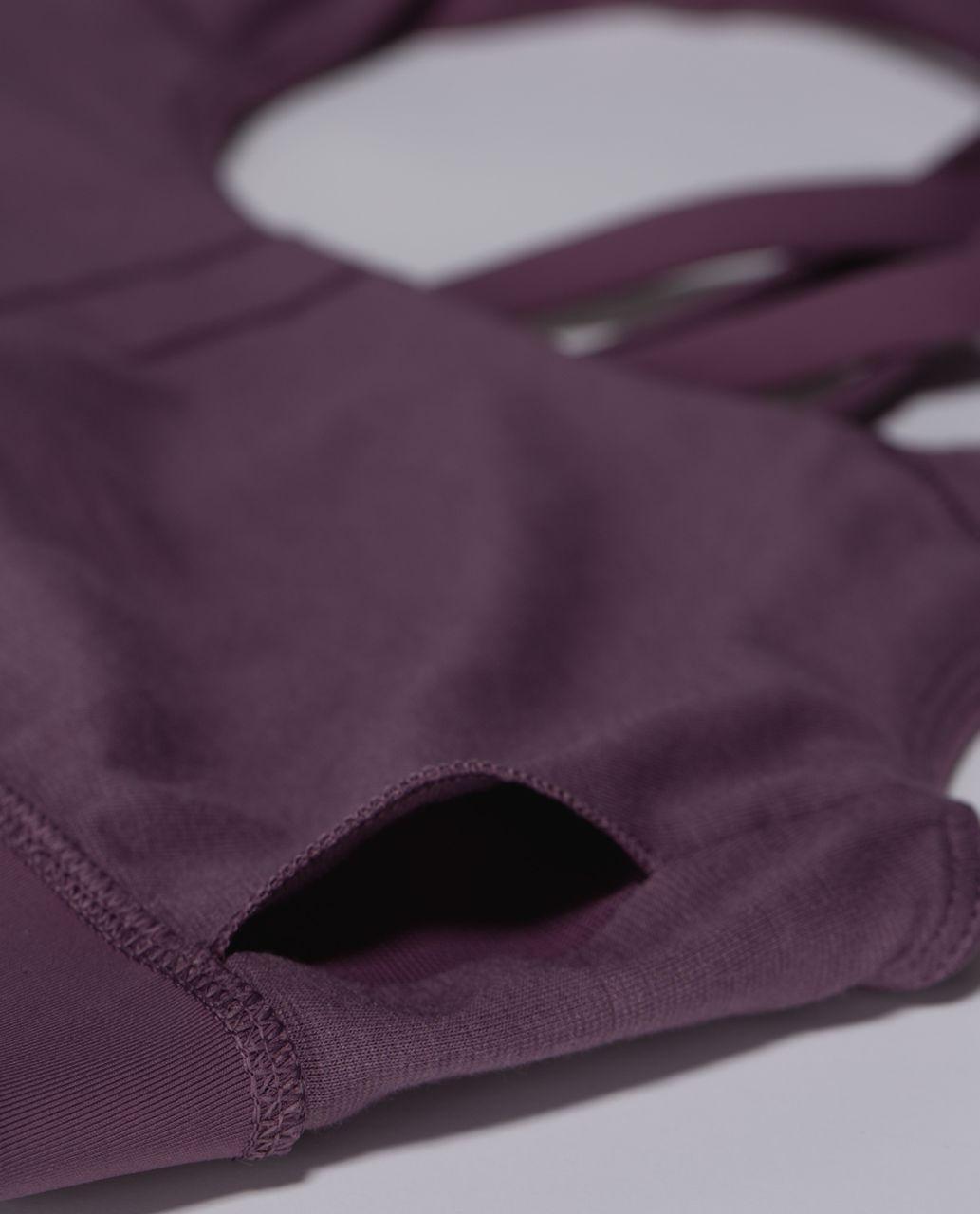Lululemon Energy Bra - Purple Fog